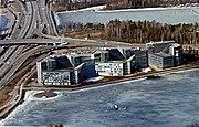สำนักงานใหญ่ของโนเกียในเมืองเอสโป (Espoo)