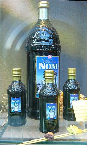 Tahitian Noni - bottles