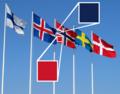 Nordiske-flag (Norwegian color samples).png