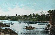 North Channel Falls, Skowhegan, ME
