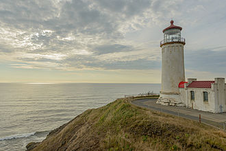 Cape Disappointment State Park - North Head Lighthouse