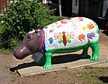 North Walsham Hippo Hunt - Norfolk Motorcycle Museum - geograph.org.uk - 1328846.jpg