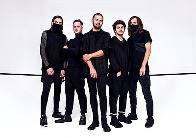 Picture of a band or musician: Northlane