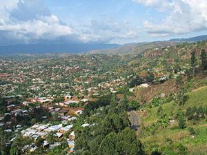Northwest Region (Cameroon) - Image: Northwest Province Bamenda