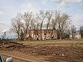 Novoilinskoe village, destroyed the church.Cело Новоильинское,разрушенная церковь - panoramio.jpg