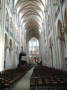 Kathedrale Von Noyon Wikipedia