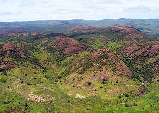 Nuba Mountains mountain range
