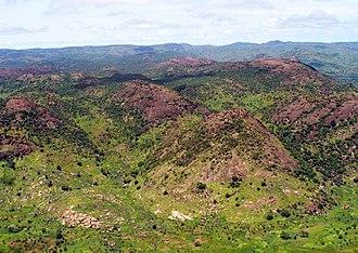 Nuba Mountains - The Nuba Mountains