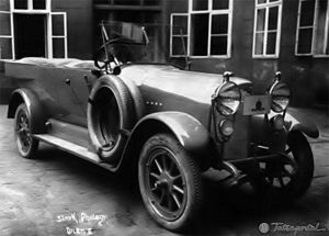 Tatra 20 - Image: Nwt 03 Tatra 20 for charles 1 austroking