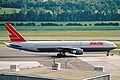 OE-LAE B767-3Z9ER Lauda Air VIE 27MAY04 (11511267455).jpg