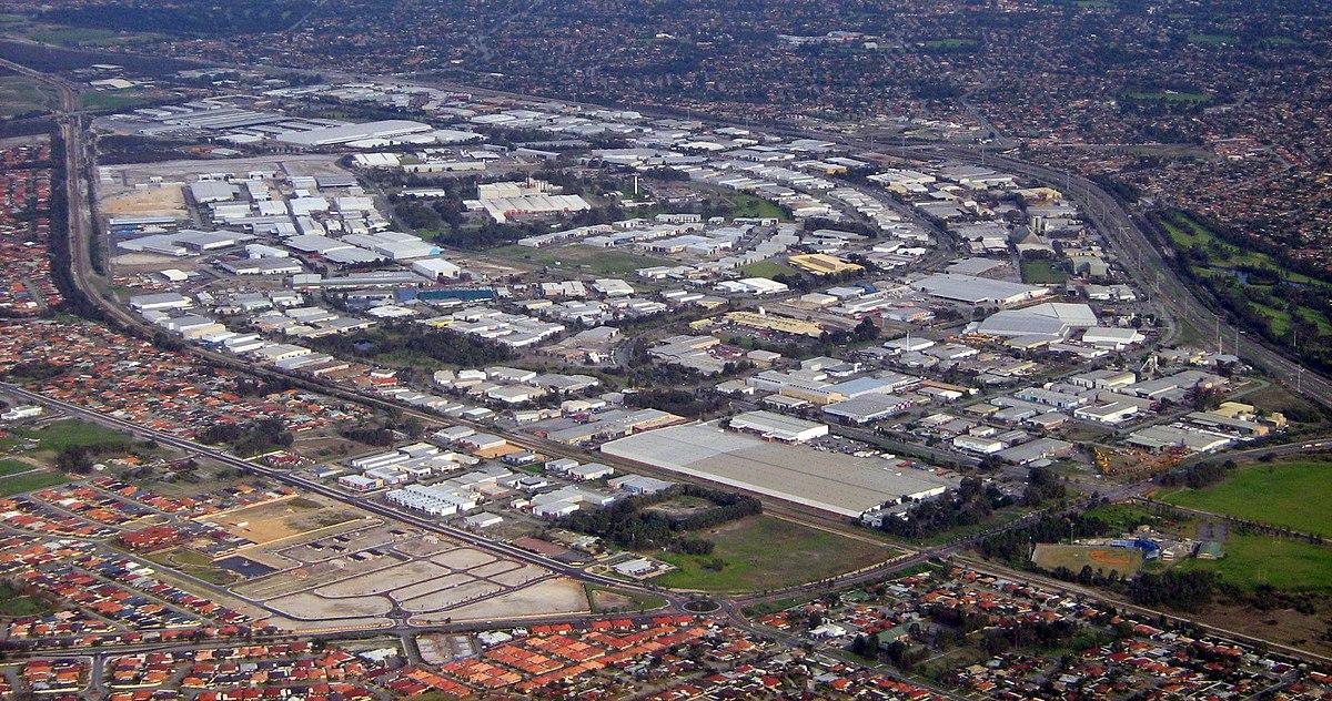 Perth australia suburbs