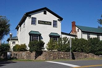 Orlean, Virginia - Image: ORLEAN HISTORIC DISTRICT, FAUQUIER COUNTY