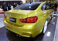 OSAKA AUTO MESSE 2015 (316) - BMW M4 Coupé (F82) with WORK wheel.JPG