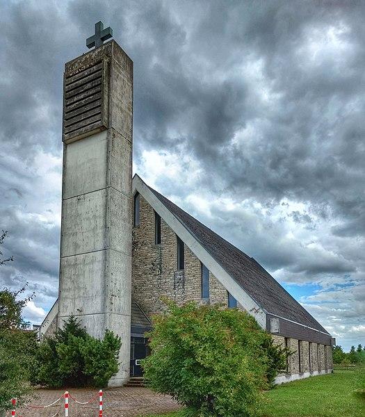 Oberesch Kirche