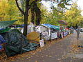 Occupy Portland November 9 encampment.jpg