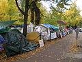 Occupy Portland November 9 encampment.jpg