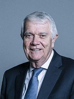 Terence Burns, Baron Burns British economist