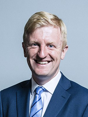 Oliver Dowden - Image: Official portrait of Oliver Dowden crop 2