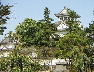 Ōgaki Domain - Ōgaki Castle