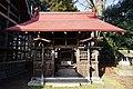 Oiya of Suwa-jinja in Hotaka-jinja (Kainose, Showa).jpg