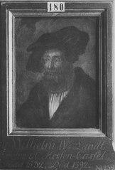 Okänd tysk furste kallad Vilhelm IV lantgreve av Hessen-Kassel