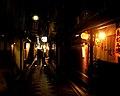 Okonomiyaki restaurant by James Disley in Pontocho, Kyoto.jpg