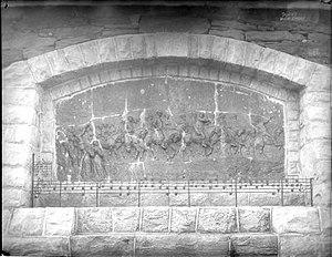 Ola Mosafinn - Memorial to Mosafinn in Voss