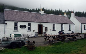 Inverie - Image: Old Forge Exterior