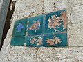 Old Jerusalem vandalized tourist signs.jpg
