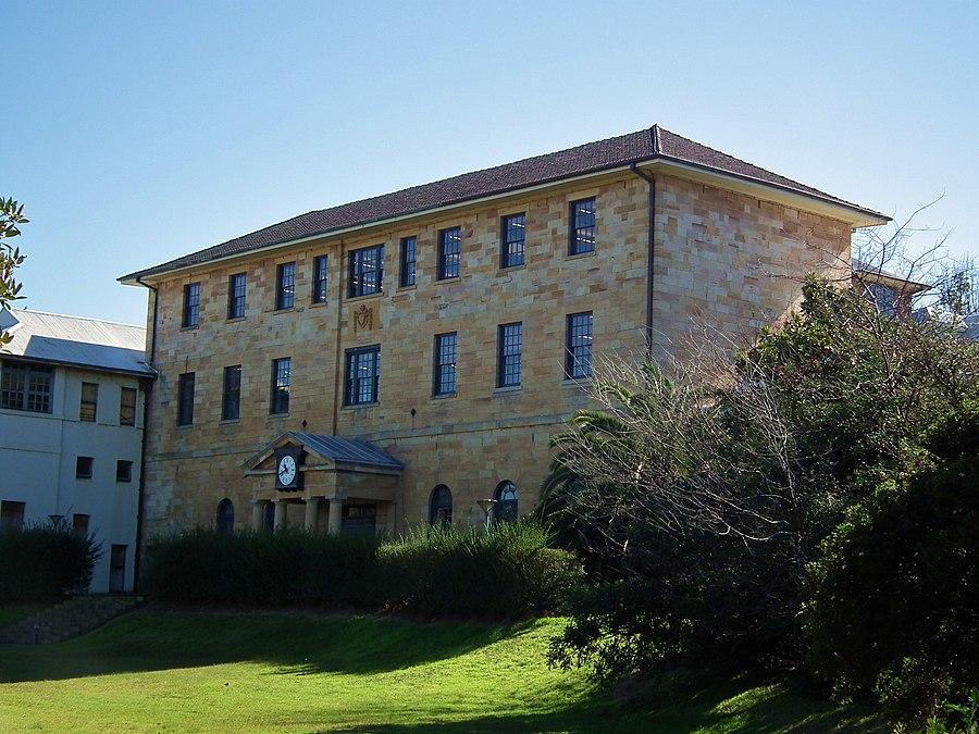 Old King's School, Parramatta