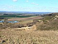 Old quarry viewed from Quarrington Hill - geograph.org.uk - 150136.jpg