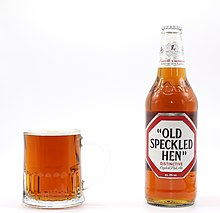 220px-Old_speckled_hen_bottle_and_glass2
