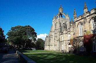 Ancient universities of Scotland - King's College, Aberdeen