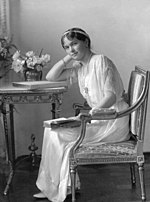 Grand Duchess Olga Nikolaevna, c. 1914