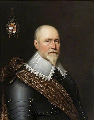 Viscount Grandison - Oliver St John, 1st Viscount Grandison, 1st Baron Tregoz