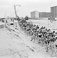 Olympiatour in Amsterdam van start. In de Bijlmer, Bestanddeelnr 927-1489.jpg