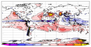 Hadley cell A global scale tropical atmospheric circulation feature