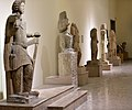 One of the Hatra Galleries at the Iraq Museum in Baghdad, Iraq.jpg