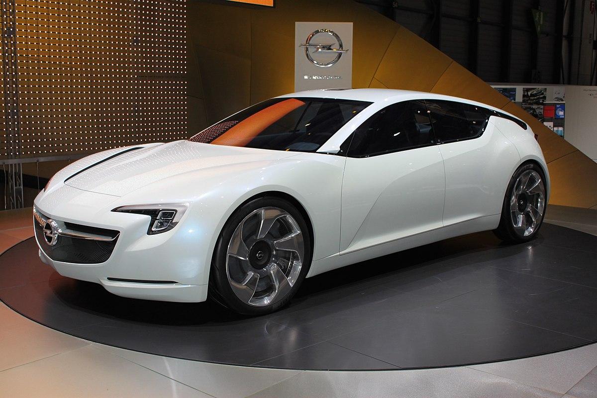 Opel Flextreme Gt E Wikipedia