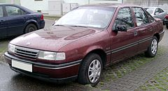 Opel Vectra A przed liftingiem