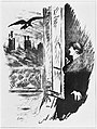 Open Here I Flung the Shutter. Illustration to The Raven by Edgar Allan Poe MET MM13840.jpg