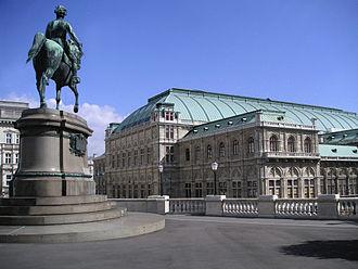 Innere Stadt - Vienna State Opera