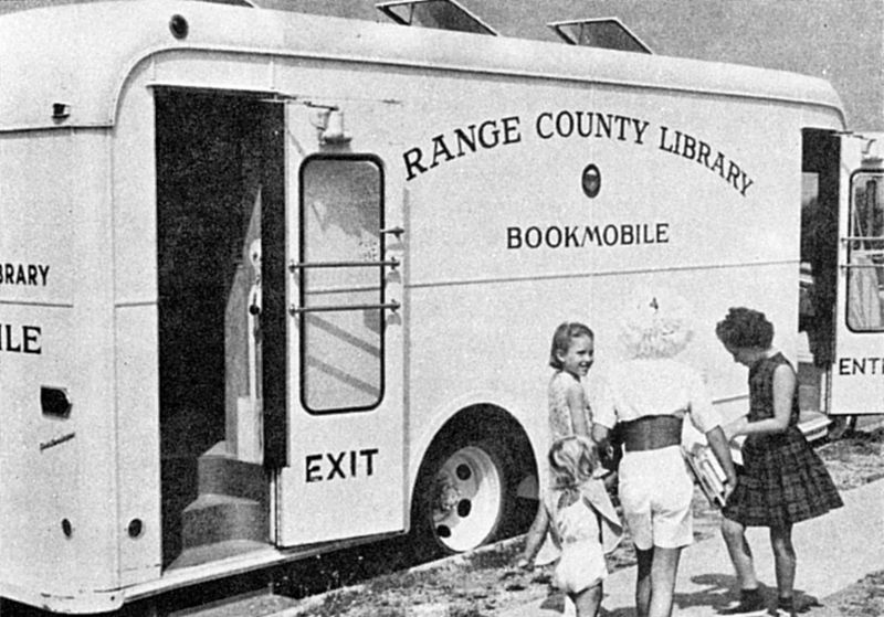 File:Orange County Public Library Bookmobile, circa 1965.jpg