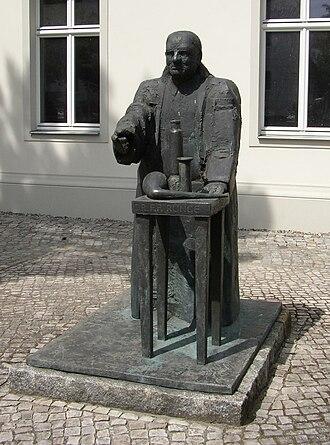 Friedlieb Ferdinand Runge - Image: Oranienburg Runge