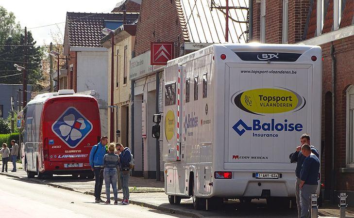 Orchies - Quatre jours de Dunkerque, étape 1, 6 mai 2015, arrivée (A53).JPG