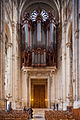 Organ of Saint-Eustache, Paris 4 January 2014.jpg