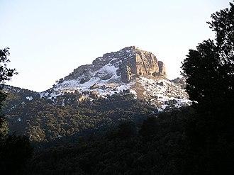 Gennargentu National Park - Image: Orgosolo M. Fumai