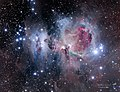 Orion and Running Man Nebulea and nebulosity imaged in LRGB 384mm 1600MM.jpg