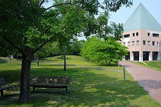 Osaka University of Arts - Itami campus