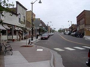 Osceola, Wisconsin - Downtown Osceola
